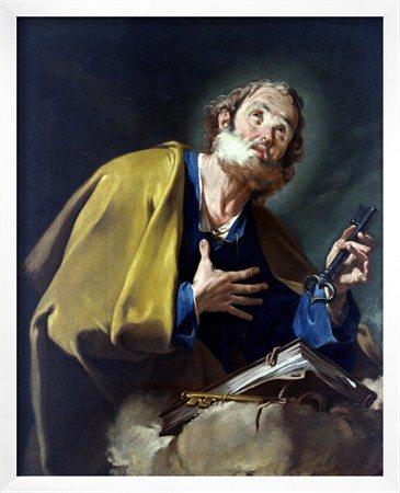 Imagem de São Pedro o Pai da Igreja