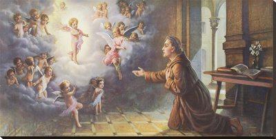 Visão de Santo Antônio de Pádua
